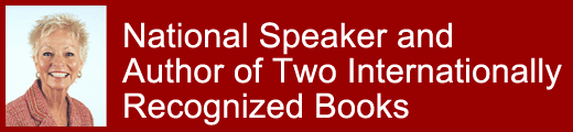 National Speaker and Author of Two Internationally Recognized Books